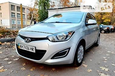 Hyundai i20 2012 в Харькове