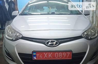 Hyundai i20 2013 в Луцке