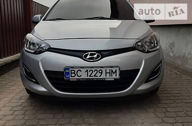 Hyundai i20 2012 в Городке