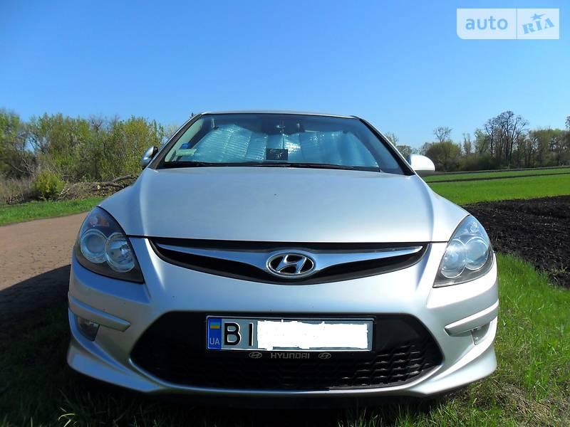 Hyundai i30 2012 в Миргороді