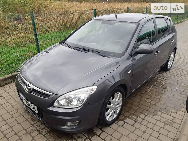 Hyundai i30 2008 в Львове