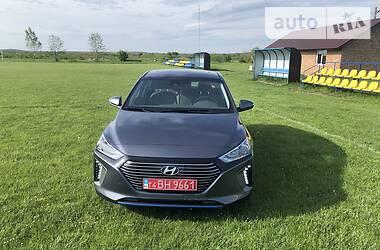 Хэтчбек Hyundai Ioniq 2017 в Львове