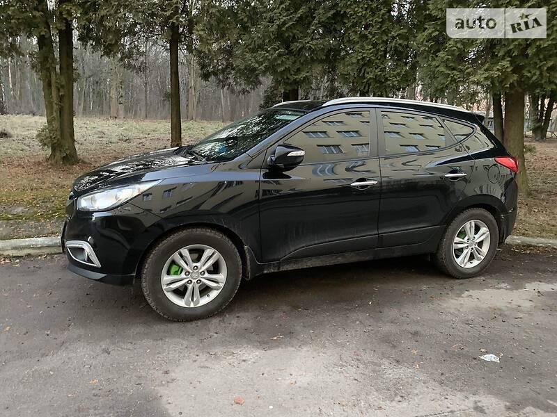 Hyundai IX35 2013 в Львове