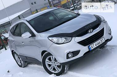 Hyundai ix35 2010 в Ивано-Франковске