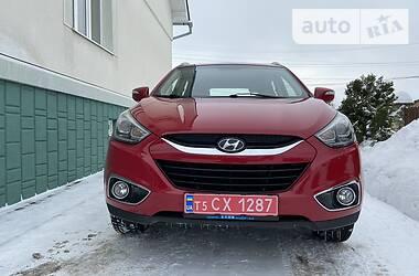 Hyundai ix35 2014 в Долине
