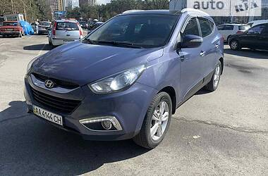 Позашляховик / Кросовер Hyundai ix35 2011 в Києві