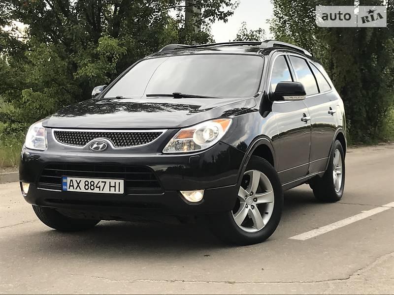Hyundai ix55 (Veracruz) Official maximally 2009