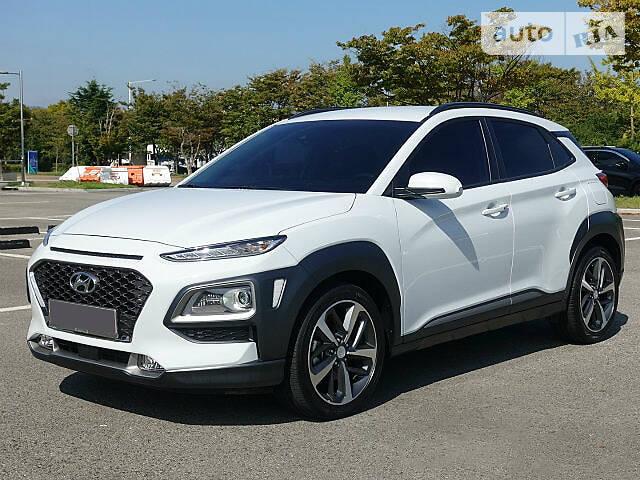 Hyundai Kona 2017 в Львове