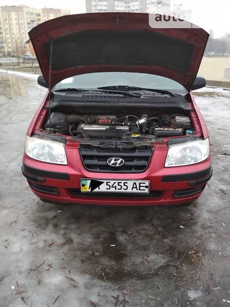 Hyundai Matrix 2004 года в Киеве