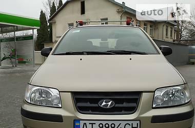 Hyundai Matrix 2005 в Ивано-Франковске