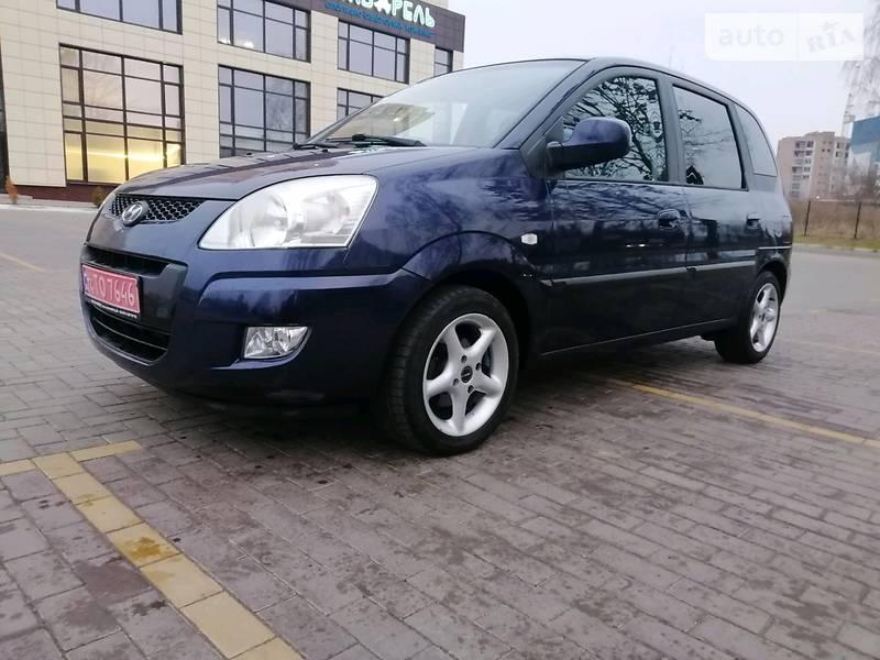 Hyundai Matrix 2009 в Луцке