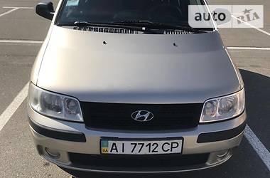 Минивэн Hyundai Matrix 2006 в Броварах
