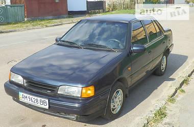 Hyundai Pony 1991 в Новограді-Волинському