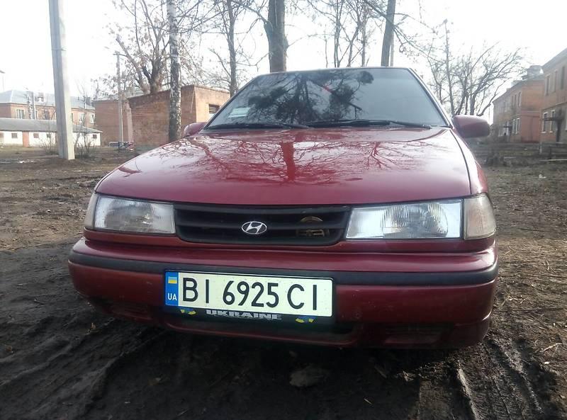 Hyundai Pony 1994 в Полтаве