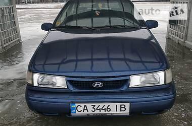 Hyundai Pony 1992 в Черкасах