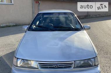 Hyundai Pony 1994 в Ивано-Франковске