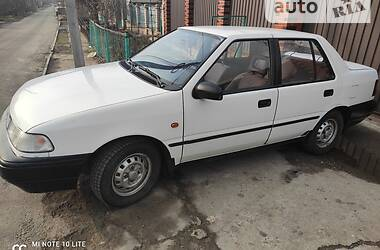 Седан Hyundai Pony 1994 в Николаеве