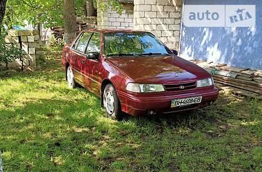 Седан Hyundai Pony 1993 в Подольске