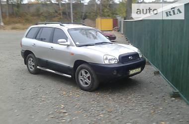 Hyundai Santa FE 2002 в Чернигове