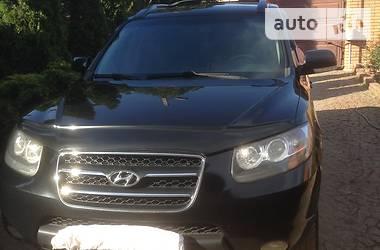 Hyundai Santa FE 2009 в Днепре