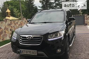 Hyundai Santa FE 2012 в Ивано-Франковске