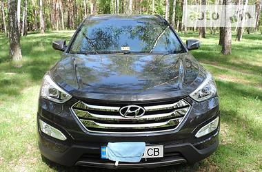 Hyundai Santa FE 2015 в Харькове