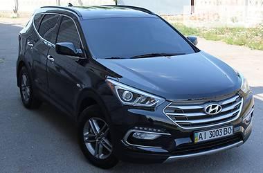 Hyundai Santa FE 2017 в Белой Церкви