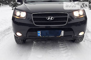 Hyundai Santa FE 2008 в Ахтырке