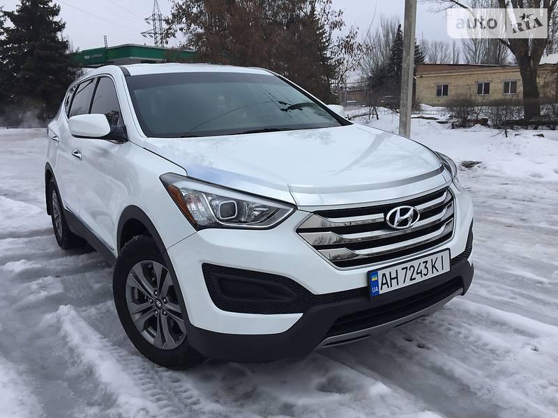 Hyundai Santa FE 2015 года в Донецке