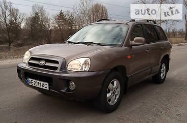 Hyundai Santa FE 2005 в Каменском