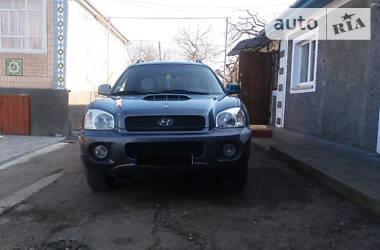 Hyundai Santa FE 2003 в Виннице