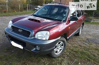 Hyundai Santa FE 2001 в Ивано-Франковске