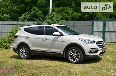 Hyundai Santa FE 2016 в Фастове