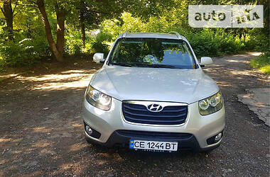 Hyundai Santa FE 2010 в Черновцах
