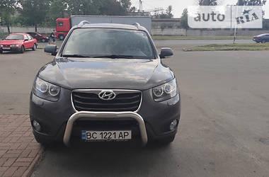 Hyundai Santa FE 2010 в Львове