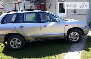 Hyundai Santa FE 2002 в Надворной