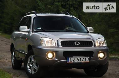 Hyundai Santa FE 2004 в Межгорье