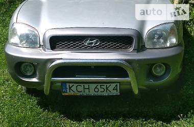Hyundai Santa FE 2003 в Путиле