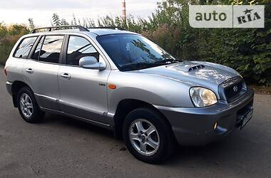 Hyundai Santa FE 2003 в Черновцах