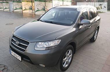 Hyundai Santa FE 2009 в Калуше