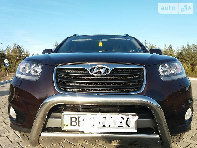 Hyundai Santa FE 2011 в Северодонецке