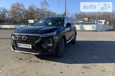 Hyundai Santa FE 2018 в Кременчуге