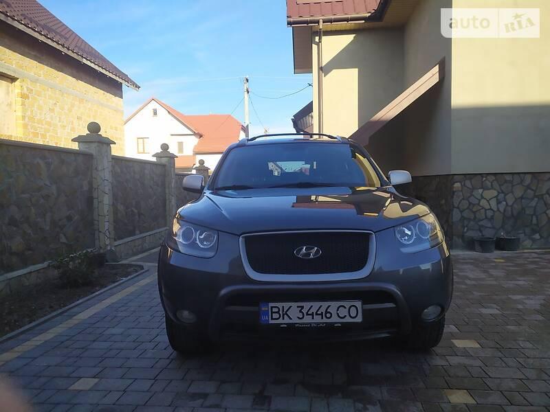 Hyundai Santa FE 2007 в Костополе