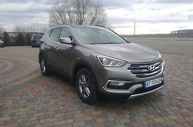 Hyundai Santa FE 2017 в Коломые