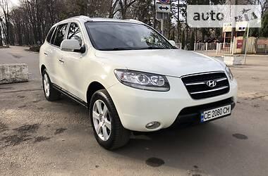 Hyundai Santa FE 2009 в Черновцах