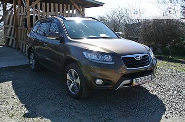 Hyundai Santa FE 2012 в Черновцах