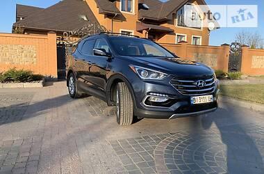 Hyundai Santa FE 2017 в Пирятине