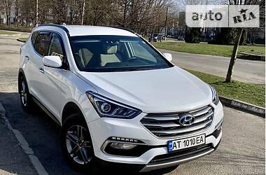 Hyundai Santa FE 2016 в Калуше