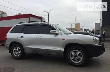 Унiверсал Hyundai Santa FE 2003 в Києві