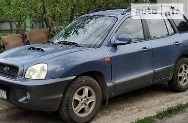 Hyundai Santa FE 2001 в Люботине